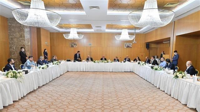 Turizm Koordinasyon Kurulu Toplantısı Yapıldı