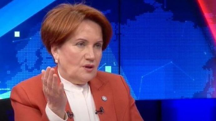 Akşener: Ben HDP'li milletvekillerinin yerinde olsam istifa ederdim