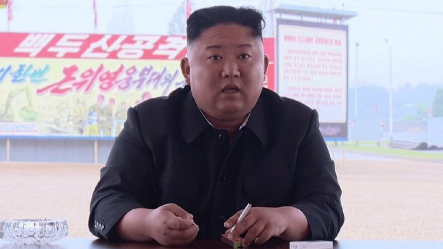 Kuzey Kore lidederi Kim, ülkesinin ekonomik tablosunu 1990'lara benzetti
