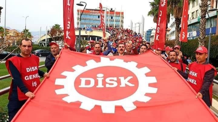 DİSK, 1 Mayıs bildirisinde taleplerini açıkladı