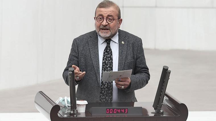 Bülbül, Antalyalı üreticilerin 'ürünlerimiz çöpe gidiyor' serzenişini Meclis'e taşıdı