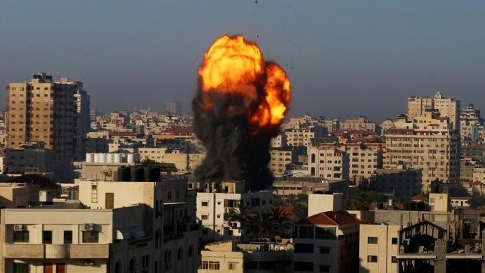 Gazze'de yaşamını yitirenlerin sayısı artıyor