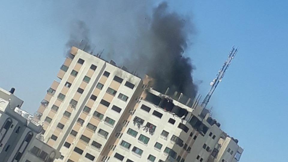 İsrail'in Gazze'ye yönelik saldırılarında can kaybı 219'a yükseldi