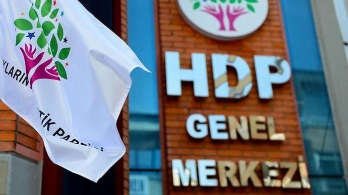 HDP: Türkiye'de devletin demokratikleşememesinin temelinde Kürt sorununun çözümsüzlüğü yatmaktadır