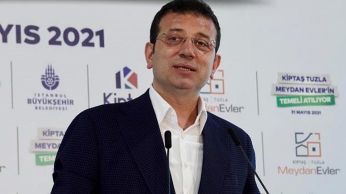 İmamoğlu: KİPTAŞ'ta milyonlarca dolar yolsuzluk yapıldı