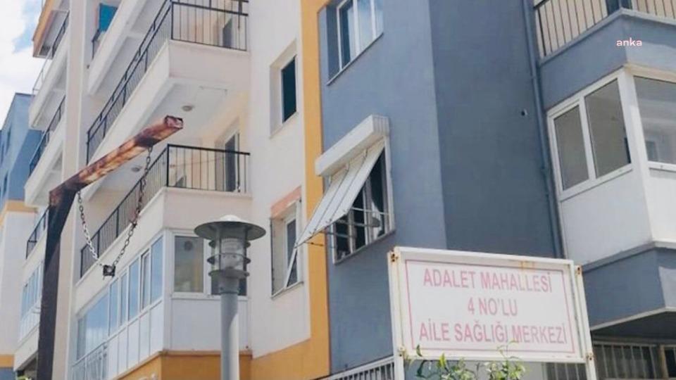 İzmir depremi sonrası ağır hasırlı binada sağlık hizmeti verilmesi Meclis'e taşındı