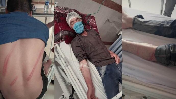 İran sınırında 5 kolber, ağır işkencelere maruz kaldı