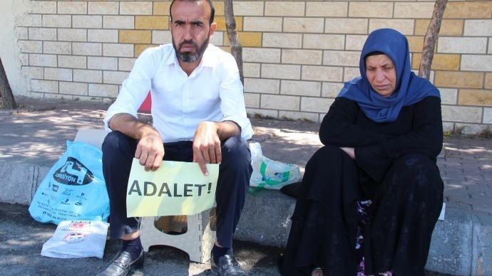 Şenyaşar Ailesi: Dört bir yandan adalet çığlıkları yükseliyor