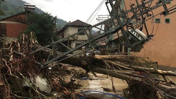 Bartın'da sel felaketinde can kaybı