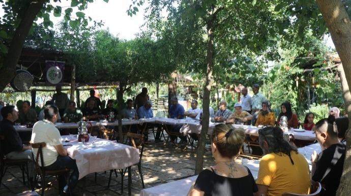 Trakya'da ziyaretlerini sürdüren HDP: Türkiye, Kürt sorununun çözümüyle nefes alabilir