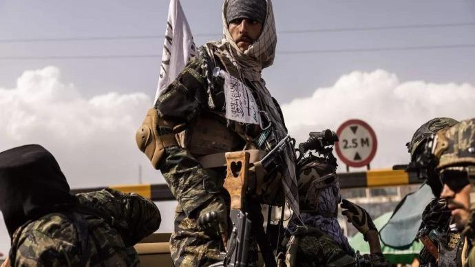 ABD'nin son birliği Afganistan'dan çekildi