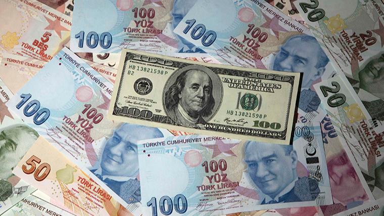 Dolar kuru güne hareketli başladı: 8.2975 seviyesine düşen dolar kısa sürede 8.30'un üzerine çıktı
