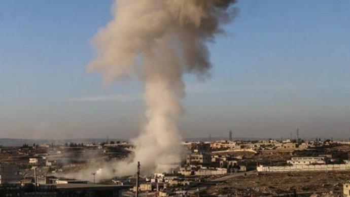 ABD'nin Suriye Büyükelçiliği: Hava saldırılarında sivil ölümleri yaşanıyor, ateşkese uyulmalı