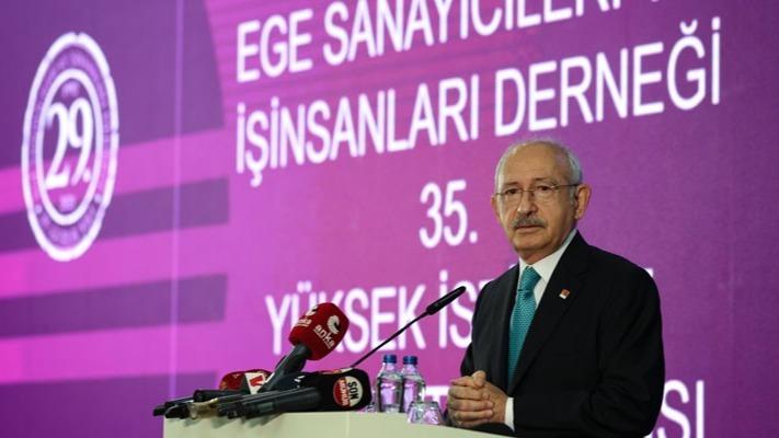 Kılıçdaroğlu: DEVA ve Gelecek Partisi ile belli konularda ortak görüşleri paylaşıyoruz