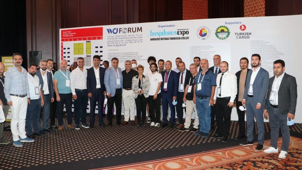 Diyarbakır OSB, Afrika pazarı için İstanbul'a çıkarma yaptı