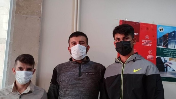 Kürt işçilere Düzce'de saldırı: Burayı 10 dakika içinde terk edin, tüfekle geliriz