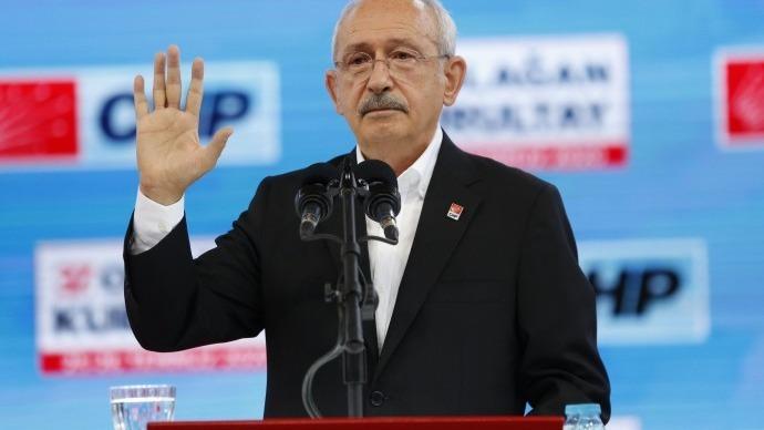 Kılıçdaroğlu: Bu ülkeye barışı dostlarımızla getireceğiz