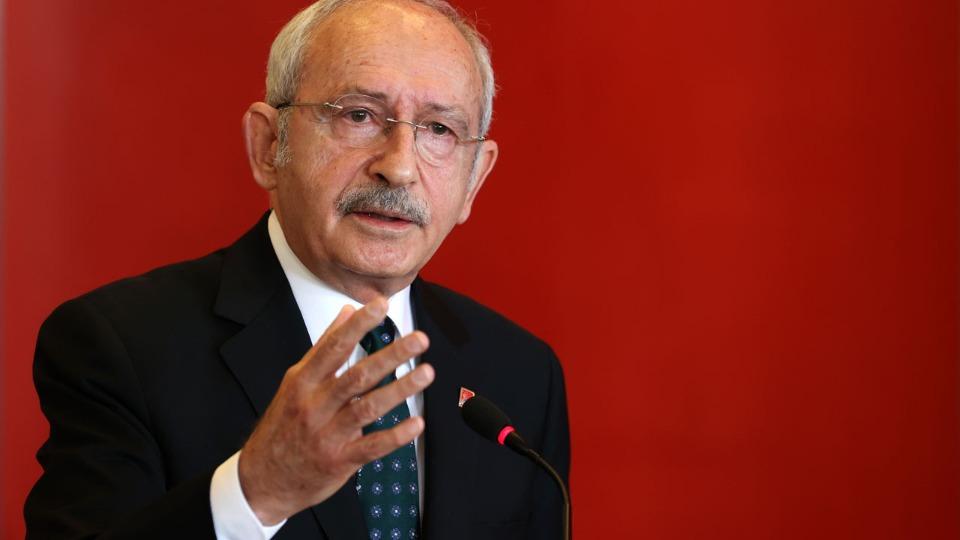 Kılıçdaroğlu: Erdoğan ve Kavcıoğlu el ele verdi, halkımızı fakirleştiriyorlar