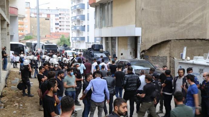 Hakkari'de eylem ve etkinlik yasağı