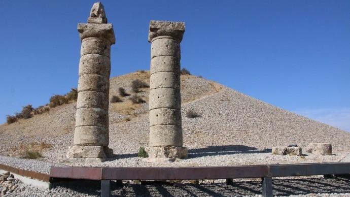 2 bin yıllık Kraliçeler Mezarlığı tüm görkemiyle ayakta