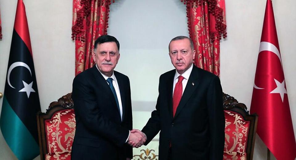 Türkiye'nin desteklediği Serrac görevini devredeceğini duyurdu
